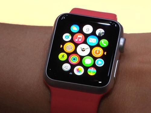 新一代Apple Watch搭载环境传感器可探测有害气体