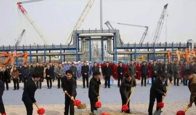 东营联合石化260万吨/年重油加氢裂化项目开工