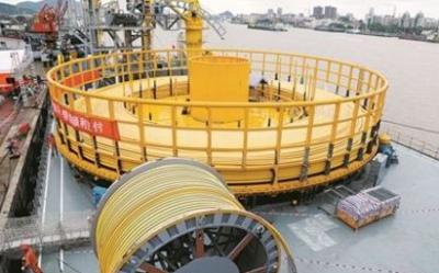 东方电缆中标4.27亿元海缆项目