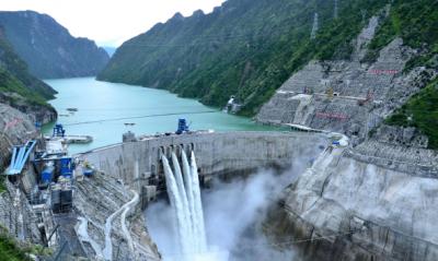哥斯达黎加环保人士抗议新建水电大坝