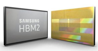 三星推出业界首款HBM2E内存产品,将性能提高了33%