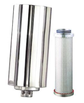 阿菲特不锈钢呼吸过滤器采用人性化分体设计 确保洁净度与无菌度