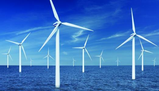 国内单机规模最大的海上风电场全面投运