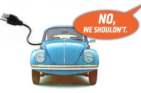 大众汽车首席执行官赫伯特•迪斯表示不会将甲壳虫电动化