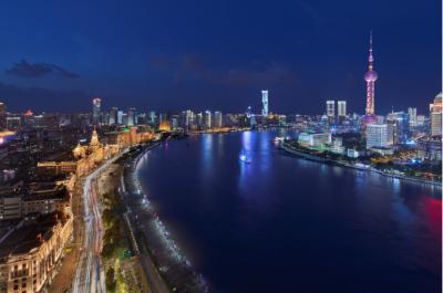 昕诺飞LED产品及Interact品牌物联网平台助力上海外滩灯光改造
