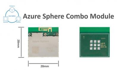 USI推出首个用于物联网的Azure Sphere无线和蓝牙组合模块