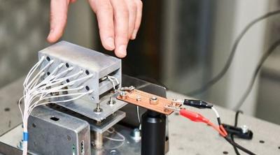 国立钢铁合金学院推出新型振动传感器,用于建筑物和桥梁状态诊断
