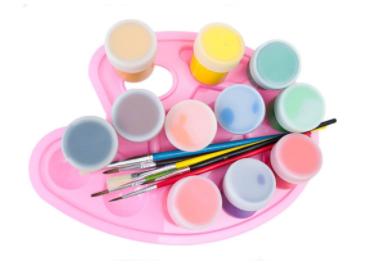 水粉颜料哪个牌子好?水粉颜料怎么用?要加水吗?