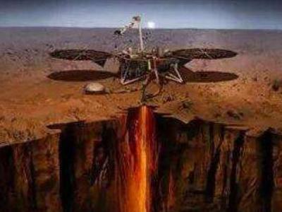 """""""洞察""""号无人探测器火星测温受阻一事原因至今未明"""