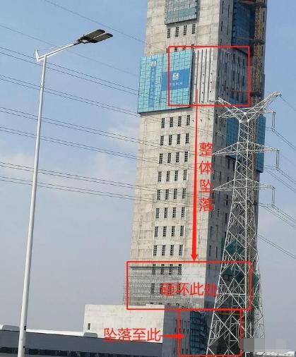 全球最高海缆交联立塔发生事故致多人遇难