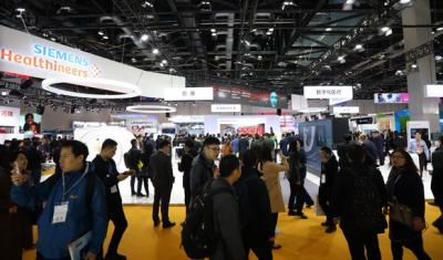 西门子医疗超声成像系统亮相第31届国际医疗仪器设备展览会