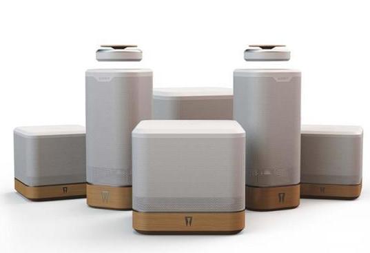 首个720度家庭影院音箱系统的SPACO组合音箱上线