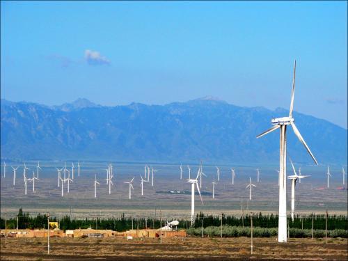 华能瓜州3亿元风电平价上网项目即将上马