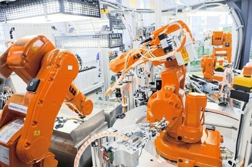 工业机器人的灵活性是由什么因素决定的呢?