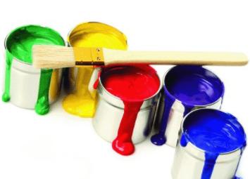 水性工业漆的应用及特点