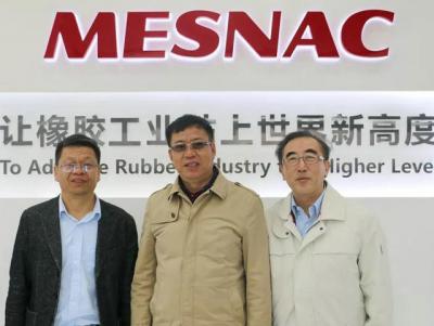 海南橡胶携手软控股份 合作推动橡胶生产加工智能化