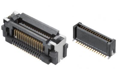 Molex 发布SlimStack B8系列板对板连接器,用于移动设备应用