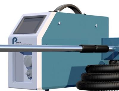 美国博纯推出全新GASS-25便携式烟气分析预处理系统 净重仅10kg