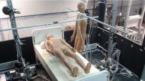 """西班牙研究表明""""置换通风""""系统可帮助患者减少医院获得性感染"""
