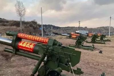 北方机械公司超远程森林灭火炮系统首次投入实战,具有开创性意义