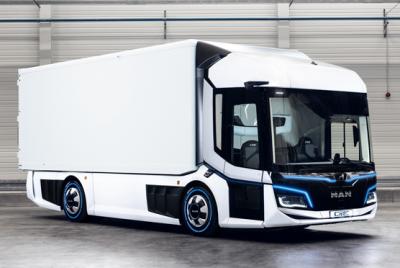 曼恩Lion's City巴士与CitE概念卡车荣获德国无需申请自动送彩金68iF设计大奖