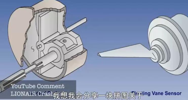 坠毁的737MAX客机攻角传感器故障的新证据