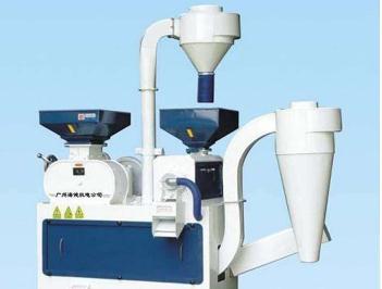 衢州政明粮食机械制造有限公司研发制造的干式分层分离机(碾米机)