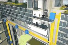 德国蒂森克虏伯推出全球首款无缆电梯 打破传统电梯的束缚