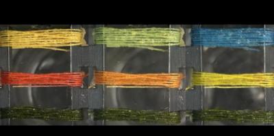 美国科学家发明新型化学丝线 可探测有毒气体