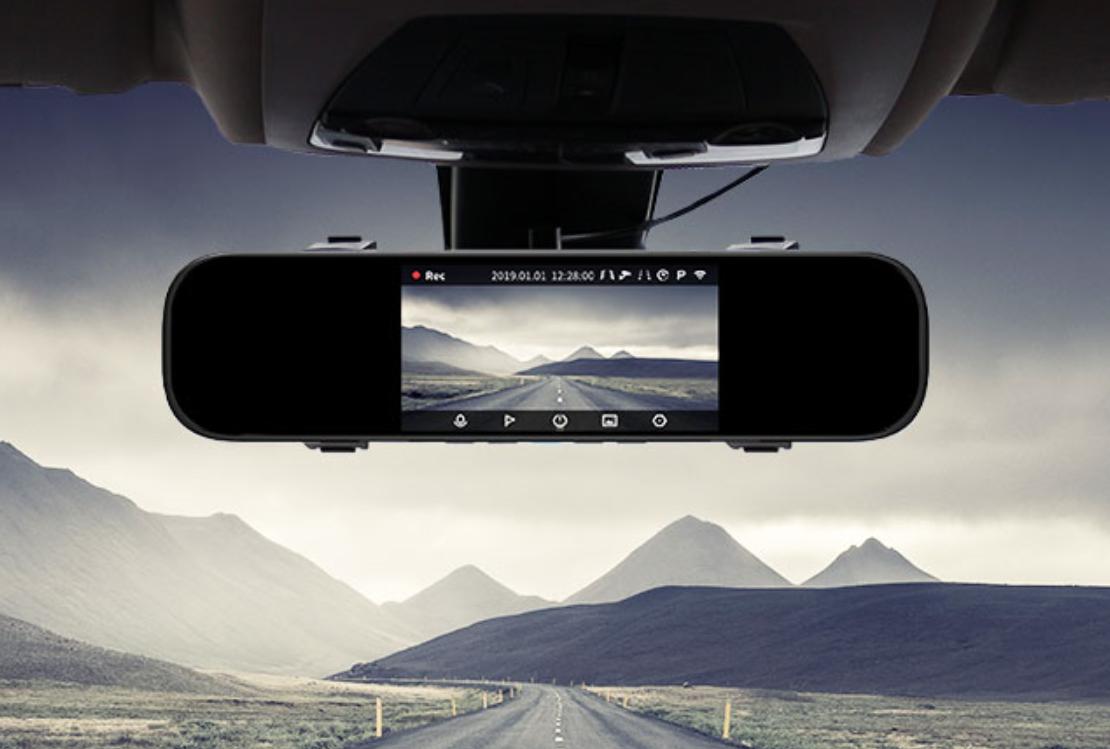 70迈后视镜记录仪发布:索尼IMX335图像传感器加持 无惧黑暗