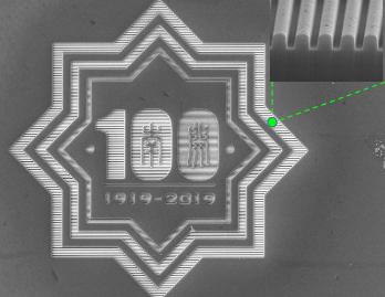 """新突破!南开大学""""雕刻""""出纳米尺寸铌酸锂光学谐振结构"""