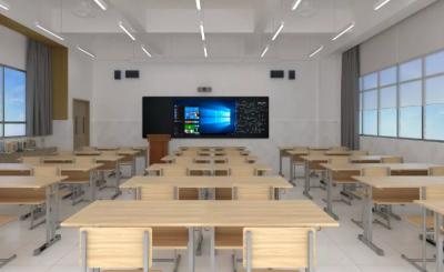 欧帝科技推出86寸智慧电子黑板,采用中科纳通量子点膜产品