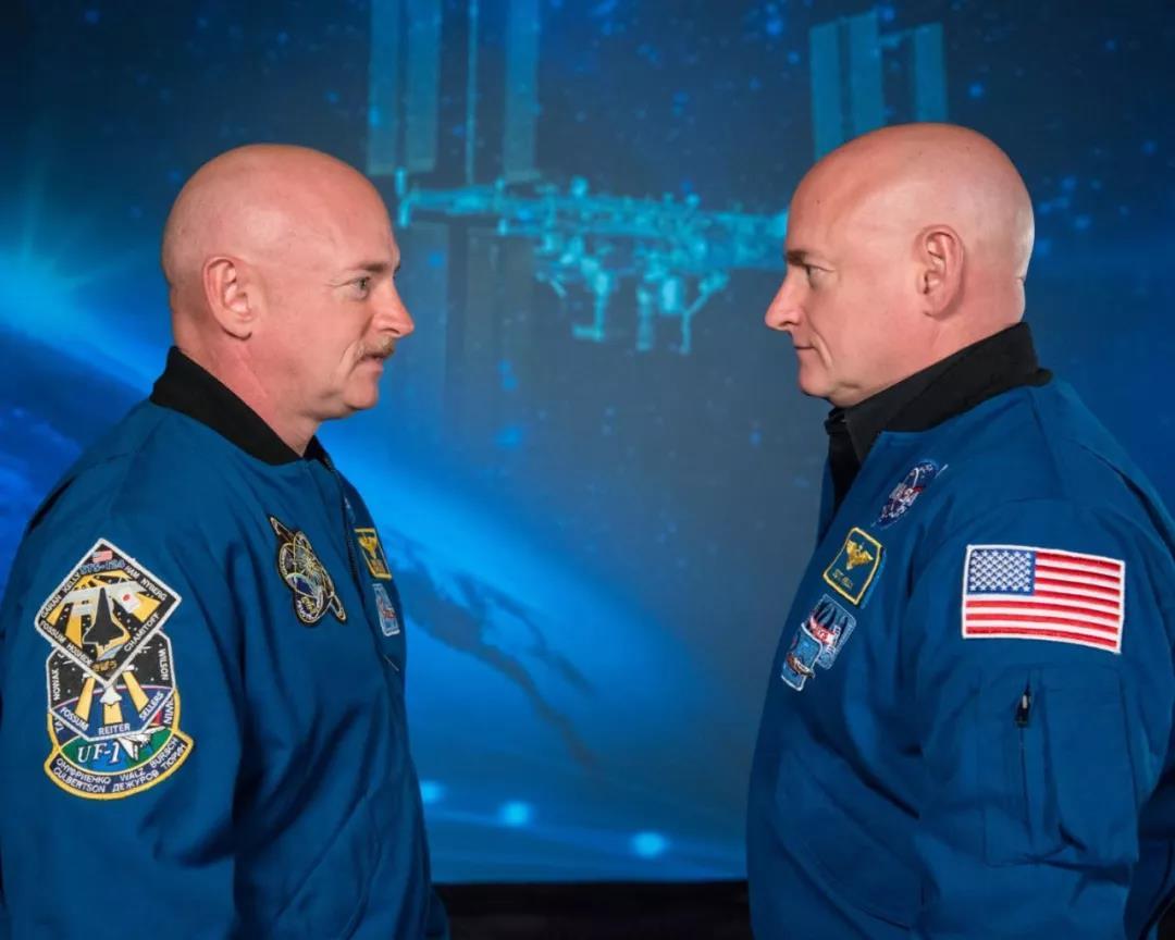 待在太空会产生什么变化?Nature发表双胞胎宇航员生理比对数据