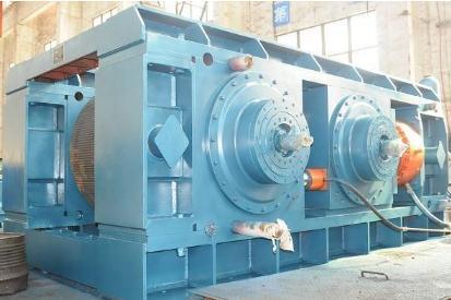 辊压机减速机输出端漏油原因分析与处理方法