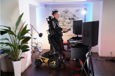 Permobil推出改变游戏规则的F系列轮椅,为残疾人带来全新的移动性