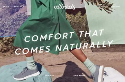 环保概念鞋履品牌Allbirds中国首家门店开业 会为环保概念买单吗?