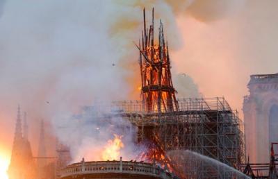 从法国巴黎圣母院起火看火灾风险预测的重要性