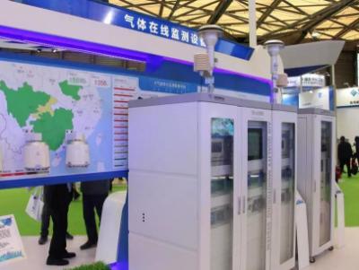 盈峰环境环境监测设备等新品惊艳第二十届中国环博会