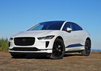 继新款I-Pace之后,捷豹再造另一款全电动汽车