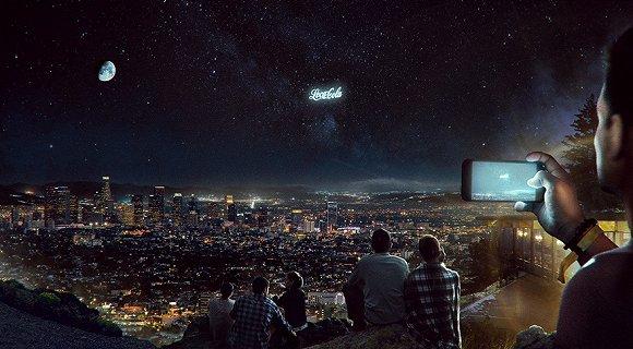 百事广告要上天!俄罗斯预计2021年推出太空广告位
