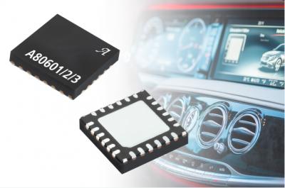 Allegro推出最新LED背光驱动器A8060x系列  能够消除普通噪音