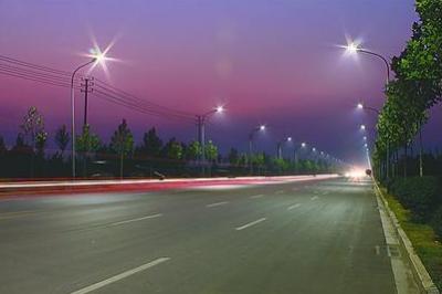 温州市区路灯改造提升,LED光源将取代传统高压钠灯