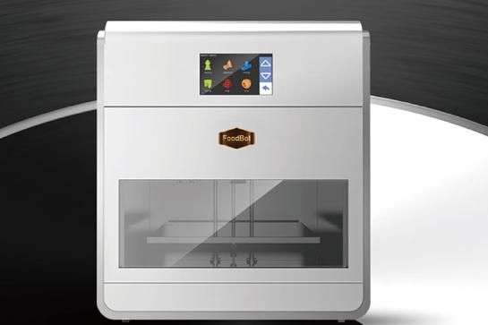 """时印科技获千万Pre-A轮融资 推出自助式食品3D打印机""""盼打"""""""