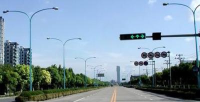 南京路灯照明创新工具:信息化+单灯监控