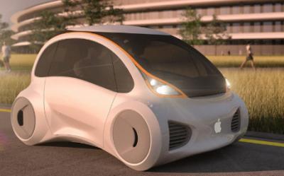 传苹果洽谈激光雷达传感器合作 或将重启自动驾驶项目