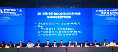 晶科、协鑫共造四川乐山绿色硅谷