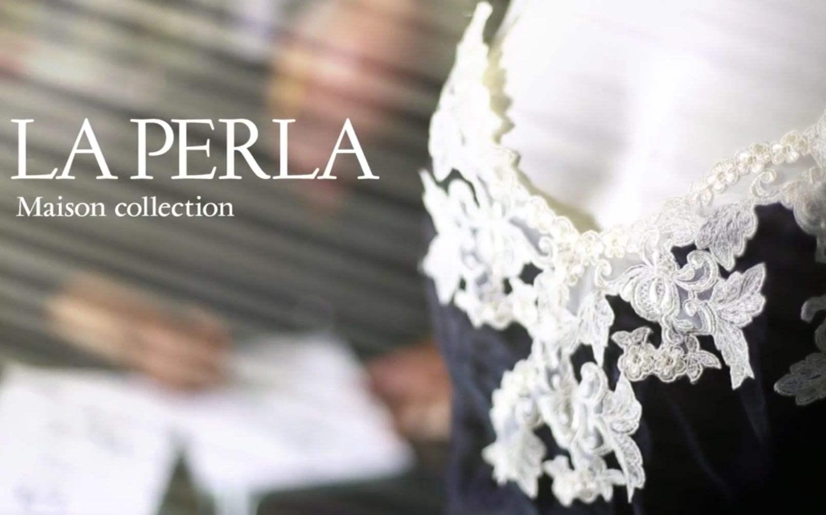 La Perla创造新的时尚态度!无钢圈文胸市场迎来爆发