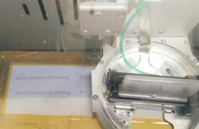 爱尔兰研制出可用于喷墨打印的导电油墨 多大的元件都能打印!