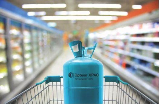 韩国易买得(E-mart)将采用科慕Opteon™(欧特昂™)XP40(R-449A)制冷剂 用于冷