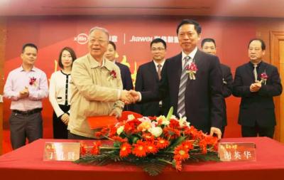 宁波如意与珈伟新能战略合作 携手打造电动叉车新格局